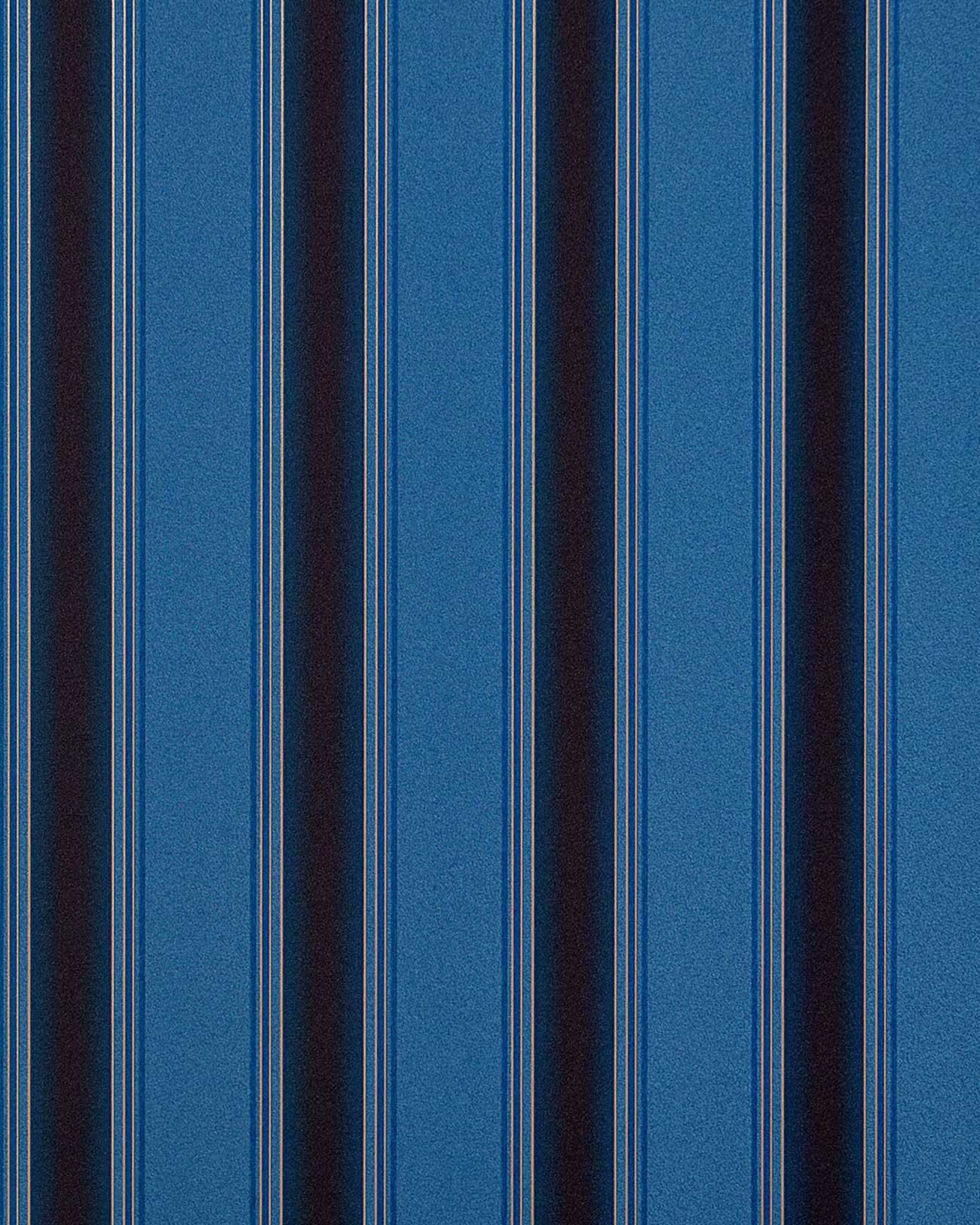 Edem 827 24 tapete barock opulence streifen hell blau blau for Tapete muster blau