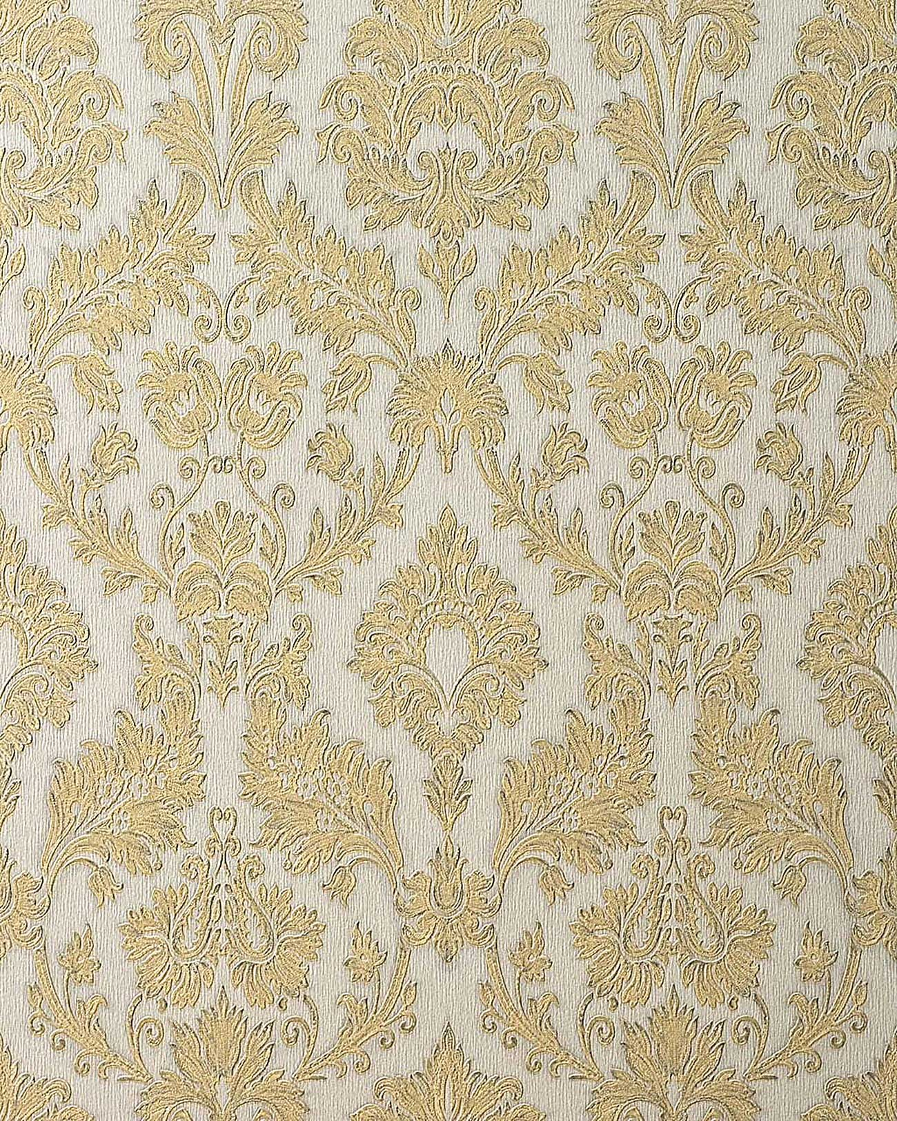 edem 708 30 papier peint baroque de couleur champagne or. Black Bedroom Furniture Sets. Home Design Ideas