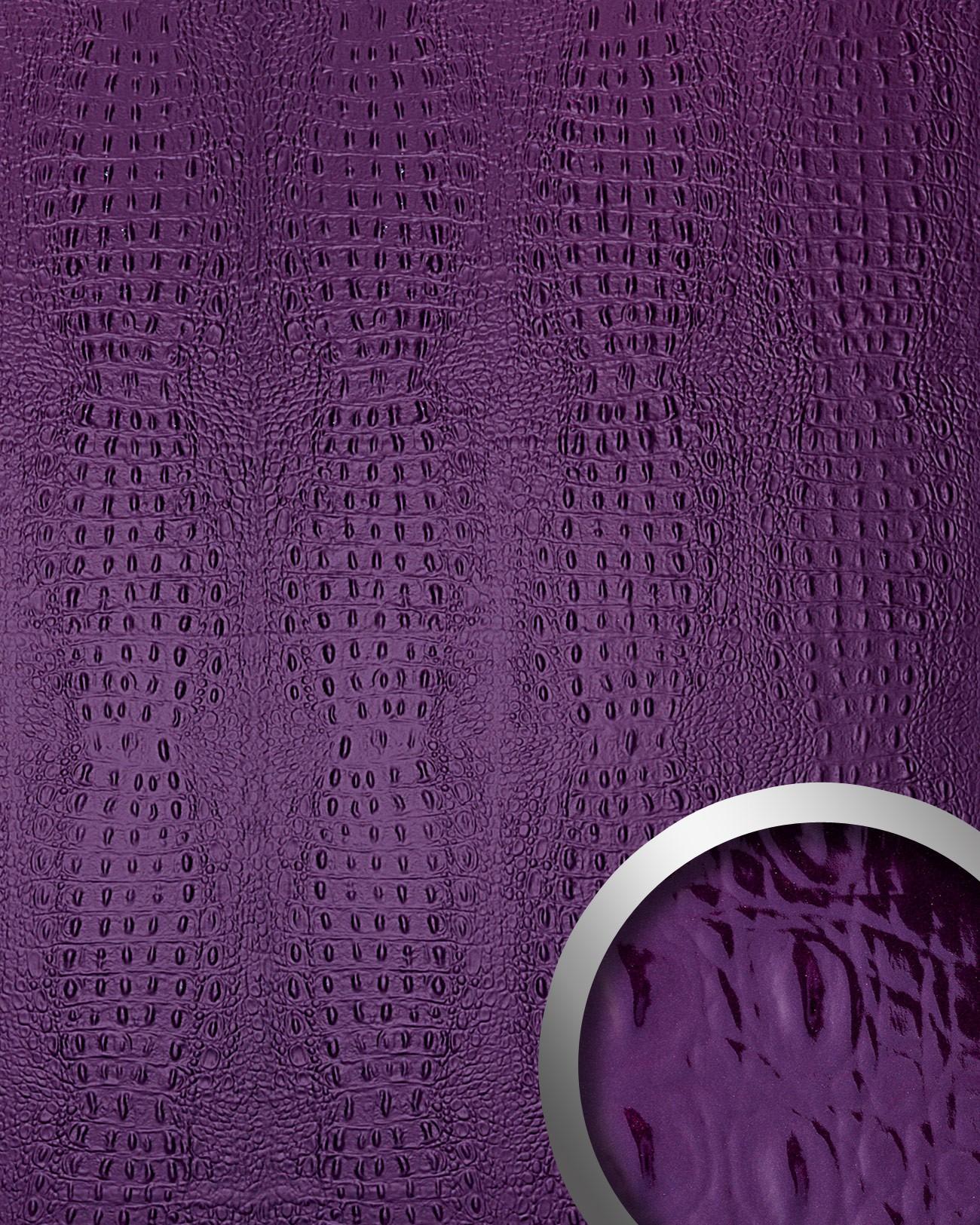 Selbstklebende Design Tapete : Self Adhesive Leather Sheets