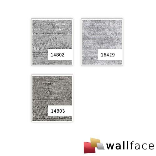 Wandpaneel Platte Beton Optik WallFace 16429 URBAN Design