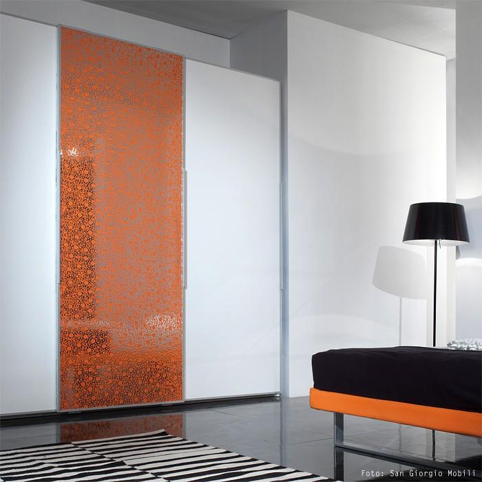 wallface 11713 bubble design wand paneel orange kaufen bei. Black Bedroom Furniture Sets. Home Design Ideas