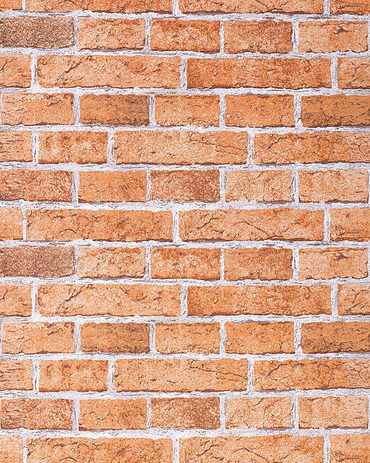 Edem 583 23 papel pintado muro de ladrillos y dise o for Bauhaus 3d tapete