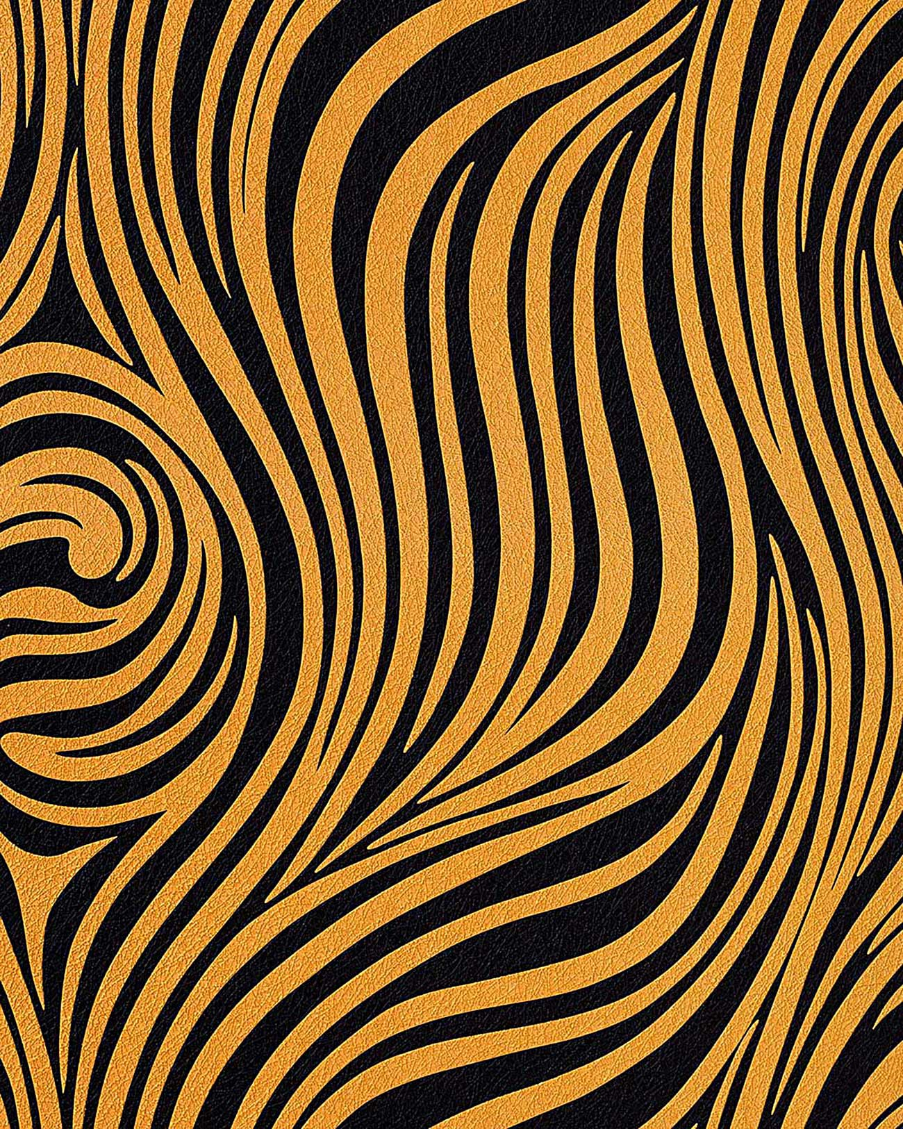 Tapete Wei? Gelb Gestreift : Gold Zebra Stripes Background