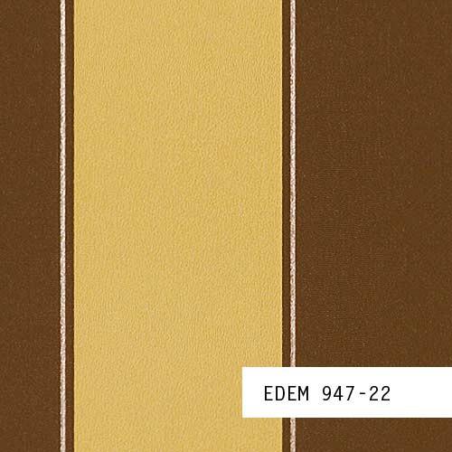 Hochwertige Tapeten Hersteller : Tapeten MUSTER EDEM 947-Serie Hochwertige Luxus Blockstreifen