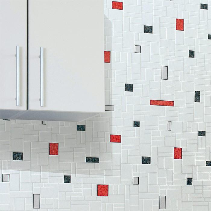 edem 584 24 papel pintado lavable con azulejos para cocina. Black Bedroom Furniture Sets. Home Design Ideas