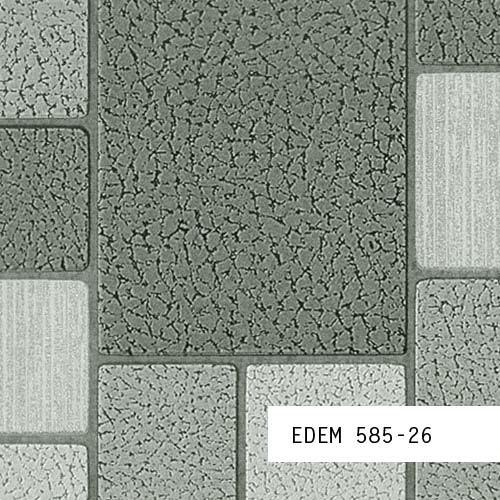 Behang STAAL EDEM 585-serie | Tegel behang voor keuken en badkamer ...