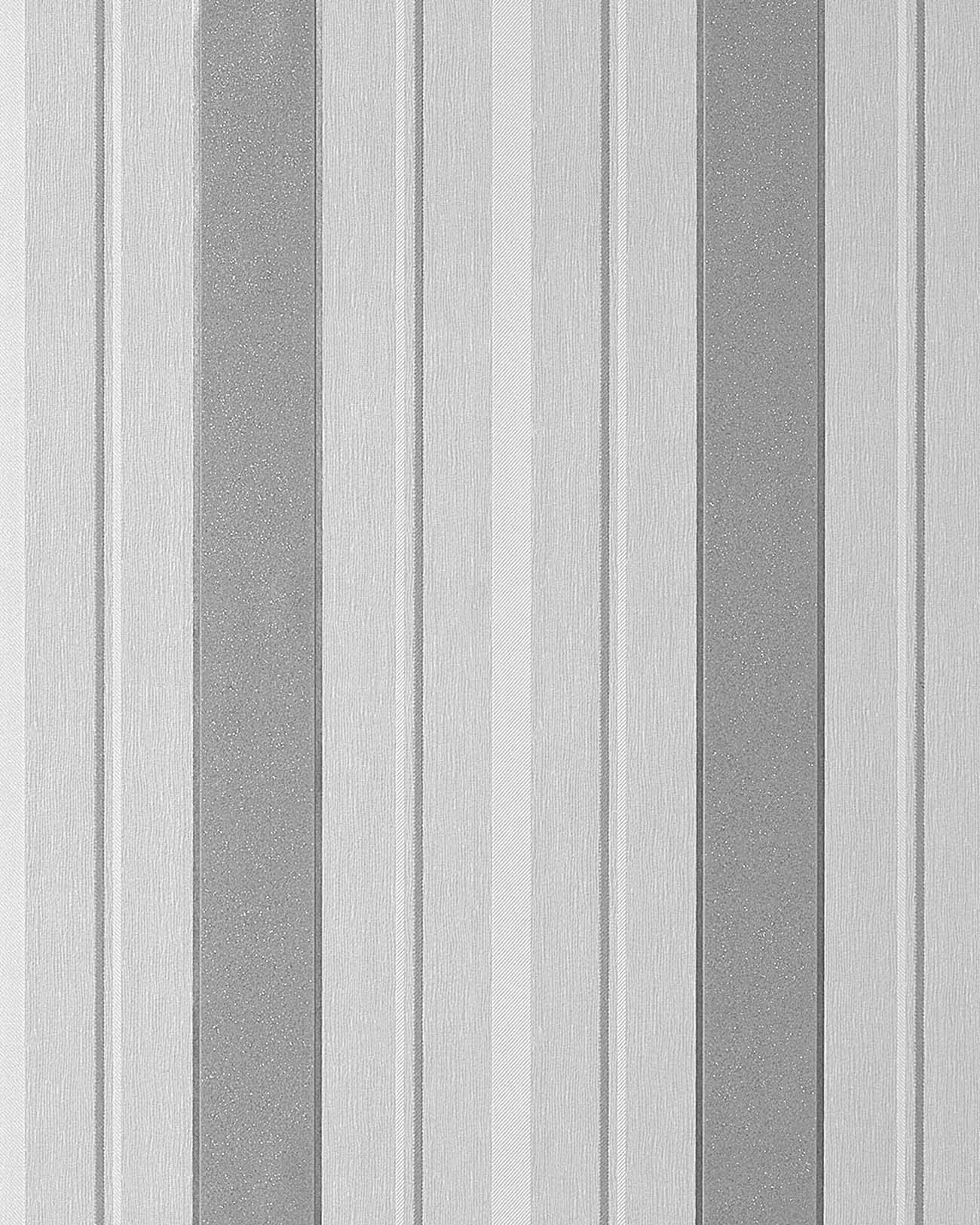 Edem 069 26 design wallpaper textured block stripes light for Gray vinyl wallpaper