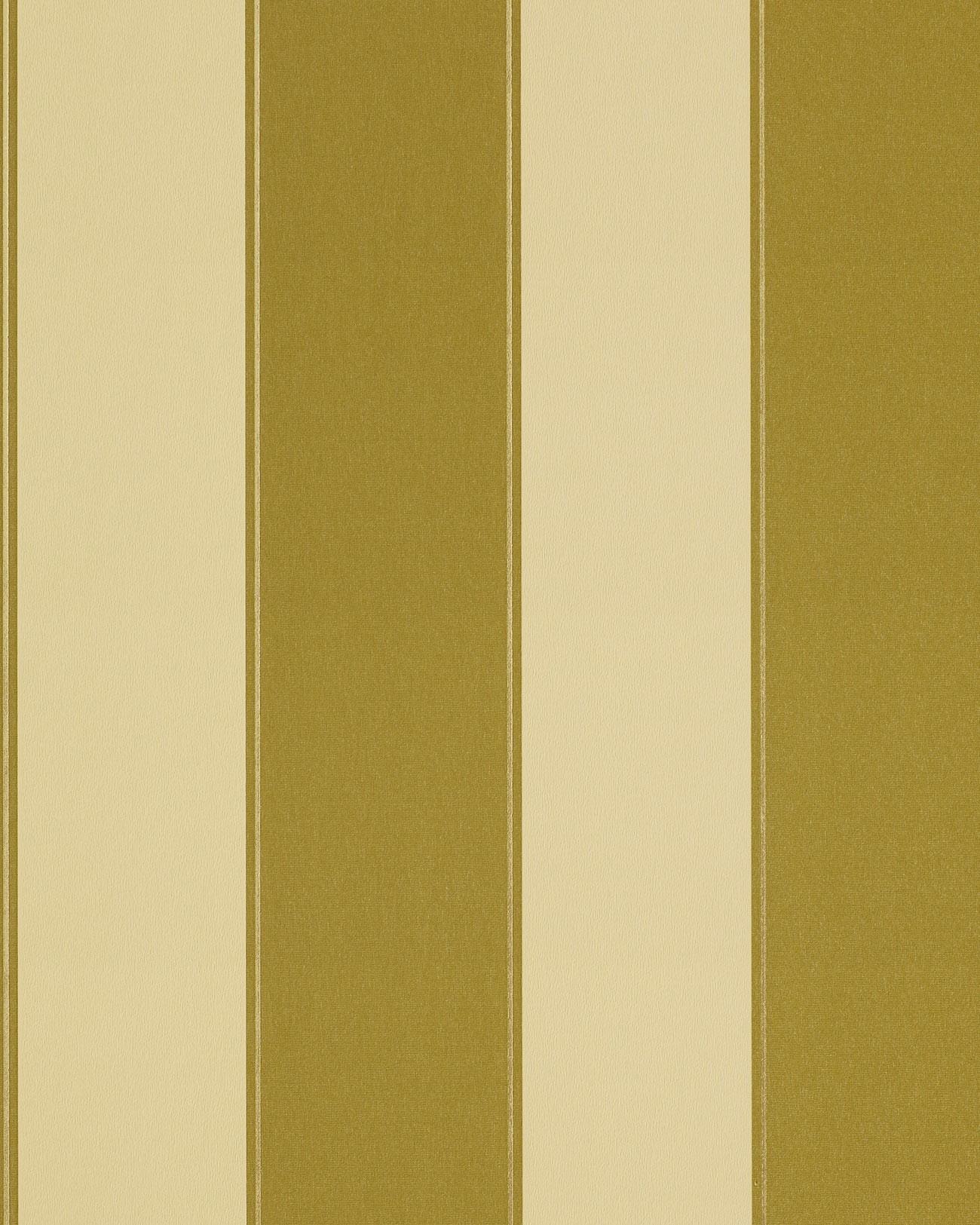 Edem 771 31 carta da parati disegno classico a righe verde for Carta da parati a righe prezzi