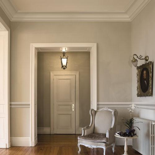 Orac decor p8050 luxxus cimaise corniche moulure profil - Moulures de portes decoration ...