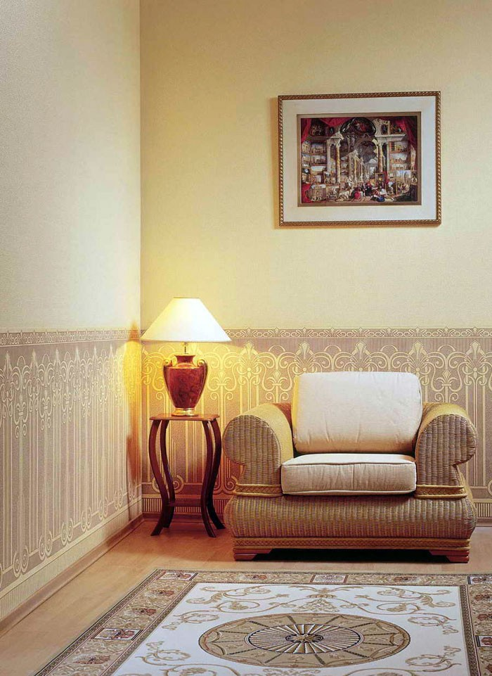 Vliestapeten Zum ?berstreichen : Paintable Textured Wallpaper Ceiling