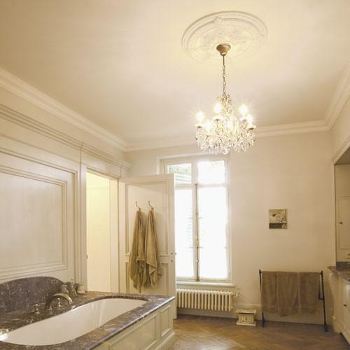 orac decor r74 luxxus decken rosette profil stuck dekor. Black Bedroom Furniture Sets. Home Design Ideas