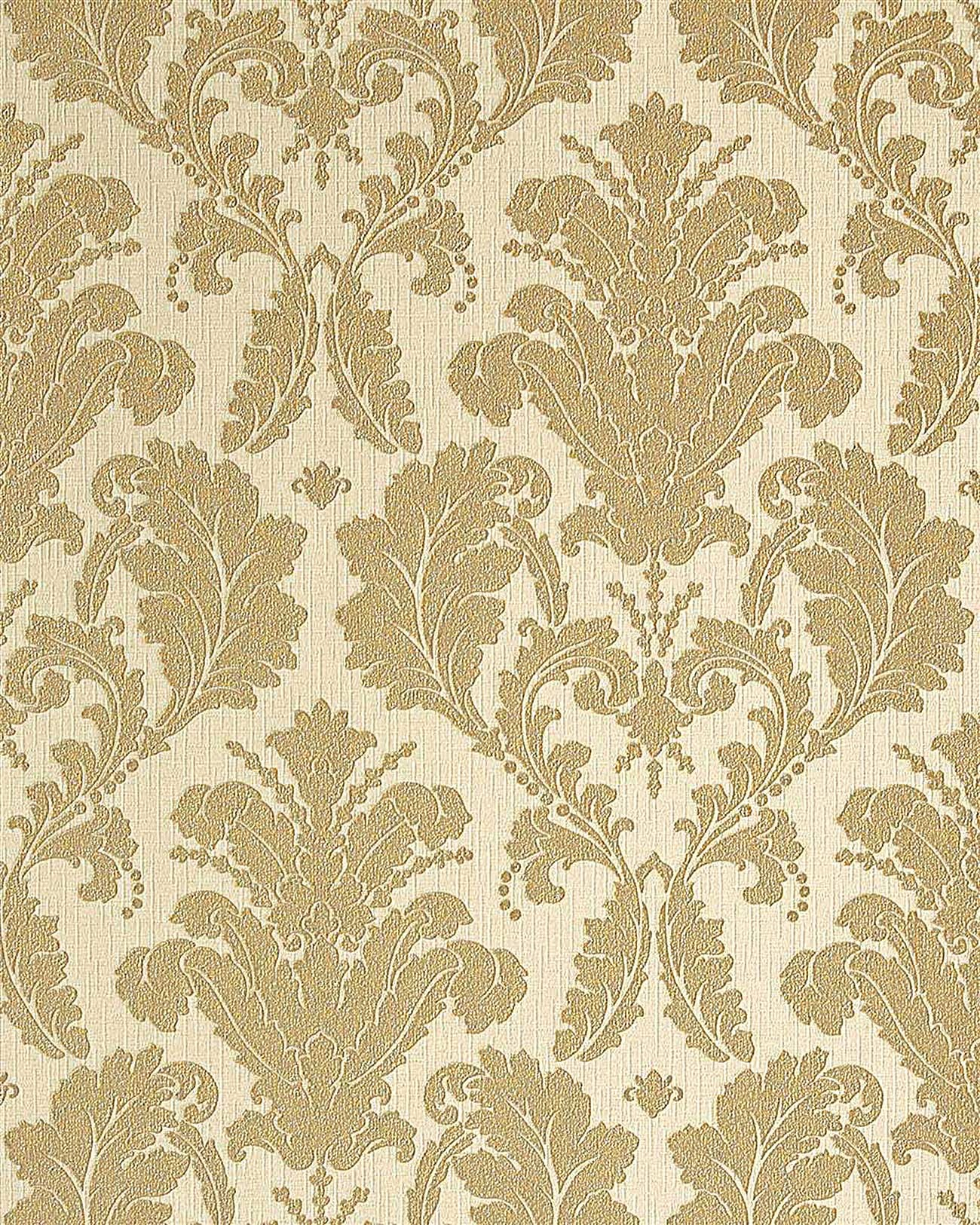 edem 752 30 wallpaper neo baroque white opal light beige with gold shade ebay. Black Bedroom Furniture Sets. Home Design Ideas