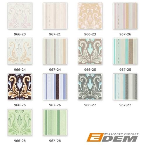 edem 967 28 vliestapete xxl streifen muster designer. Black Bedroom Furniture Sets. Home Design Ideas