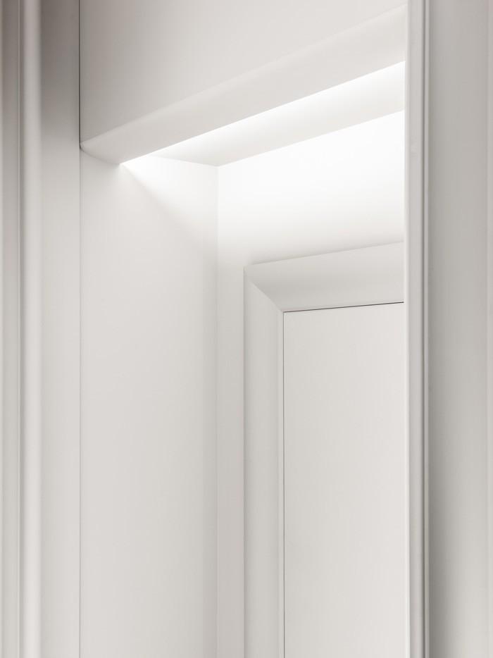 flexible eckleiste orac decor luxxus ulf moritz c374 deckelleiste zierleiste 2 m original orac. Black Bedroom Furniture Sets. Home Design Ideas