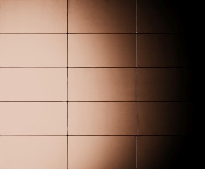 metallmosaik fliesen aus massivem kupfer gewalzt in kupfer 1 6mm stark artikel bauhaus cm aus. Black Bedroom Furniture Sets. Home Design Ideas