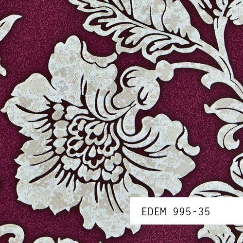 tapeten muster edem 995 serie vliestapete blumen florale barock optik original edem samples. Black Bedroom Furniture Sets. Home Design Ideas