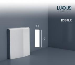 orac decor d330lr luxxus stuck zierelement t rumrandung sockel profil wand dekor original orac. Black Bedroom Furniture Sets. Home Design Ideas