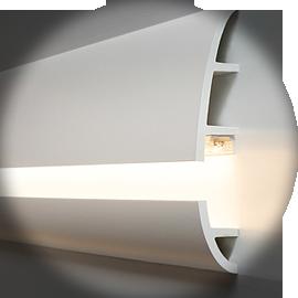 ORAC Decor Indirekte Beleuchtung