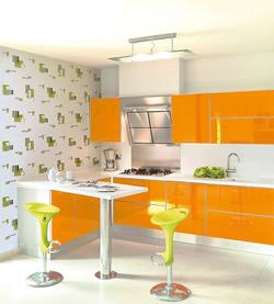 Badezimmer Tapeten und Küchentapeten von Profhome natürlich hochwaschbeständig. Tapeten einfach online kaufen!