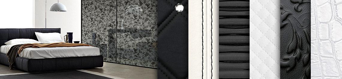 Wallface Wandpaneele schwarz weiß Design