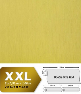 EDEM 901-16 plain wallpaper non-woven embossed texture fabric textile look pastel green olilve | 10,65 sqm (114 sq ft)