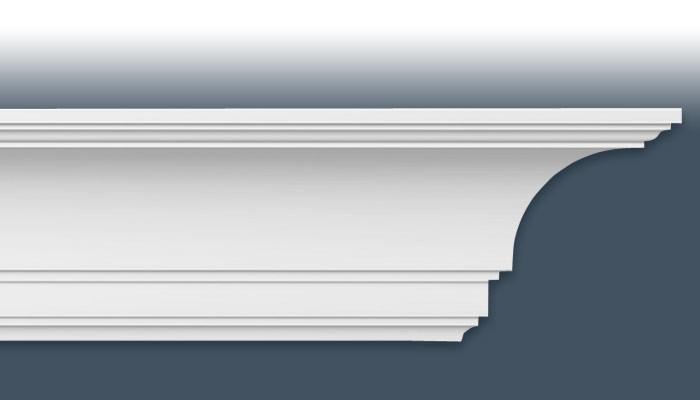 Tapeten Mit Muster ?berstreichen : Tapeten : MUSTER Zierleiste ORAC Decor AXXENT S-CX106