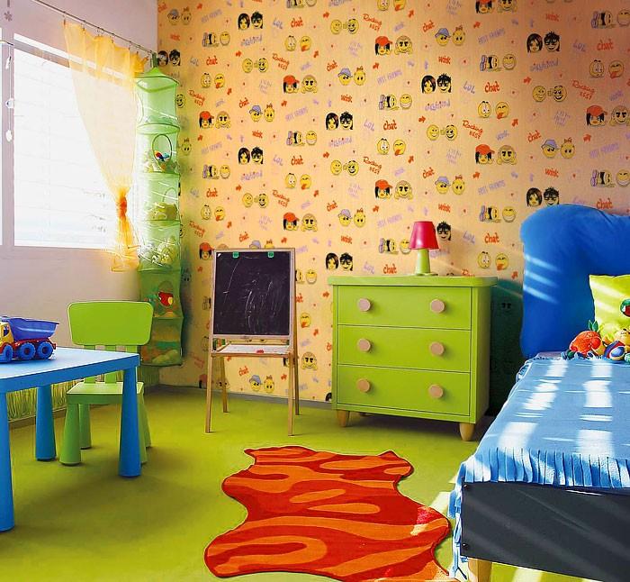 Kinder Tapeten Kombinieren : Yellow Anime Wallpaper