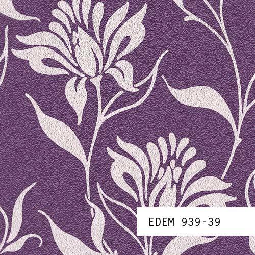 Muster Tapeten Auf Rechnung : Tapeten Muster EDEM 939-Serie Hochwertige Vliestapete florales