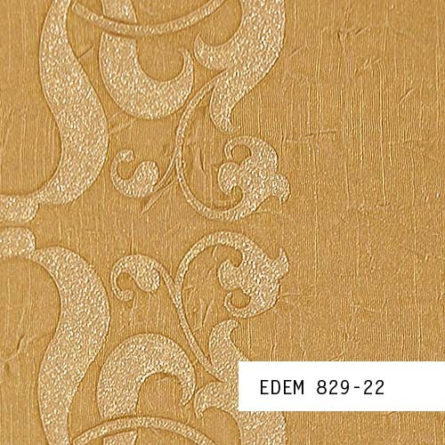 tapeten muster edem 829 serie barock tapete dekorative streifen damask muster original edem. Black Bedroom Furniture Sets. Home Design Ideas