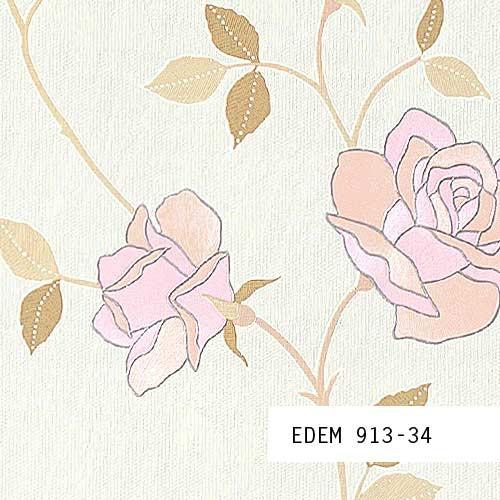 Hochwertige Tapeten Hersteller : Tapeten MUSTER EDEM 913-Serie Hochwertige Luxus Floral Blumen Vlies