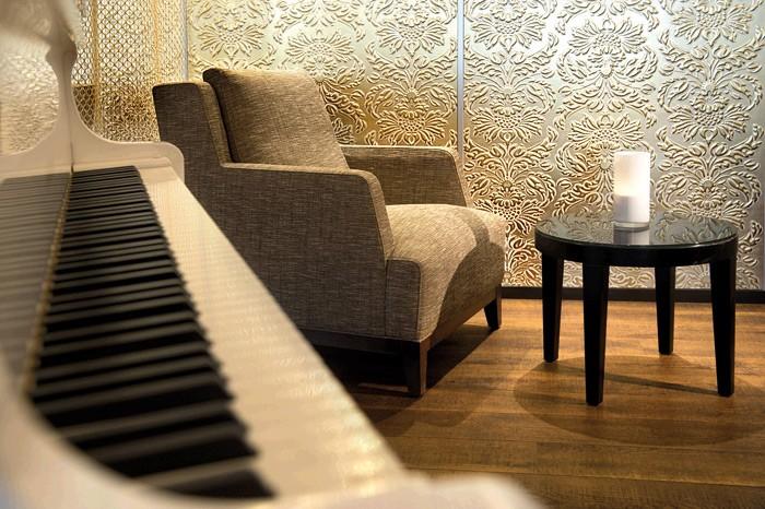Selbstklebende Tapete Barock : Visual Texture Interior Design