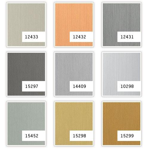Selbstklebende Design Tapete : Wandverkleidung Metall Optik WallFace DM 15297 edelstahl matt ? Bild