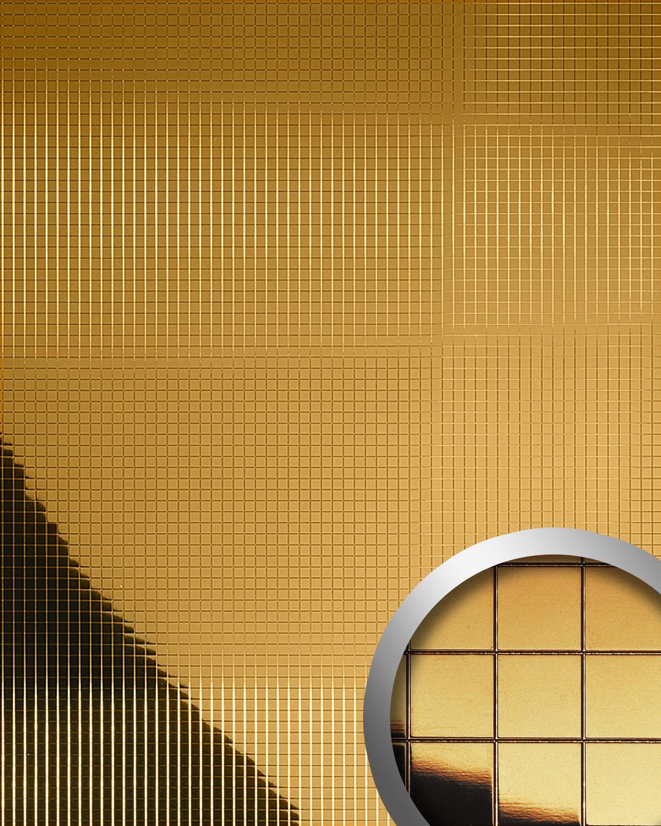 Spiegel Wandpaneel 10581