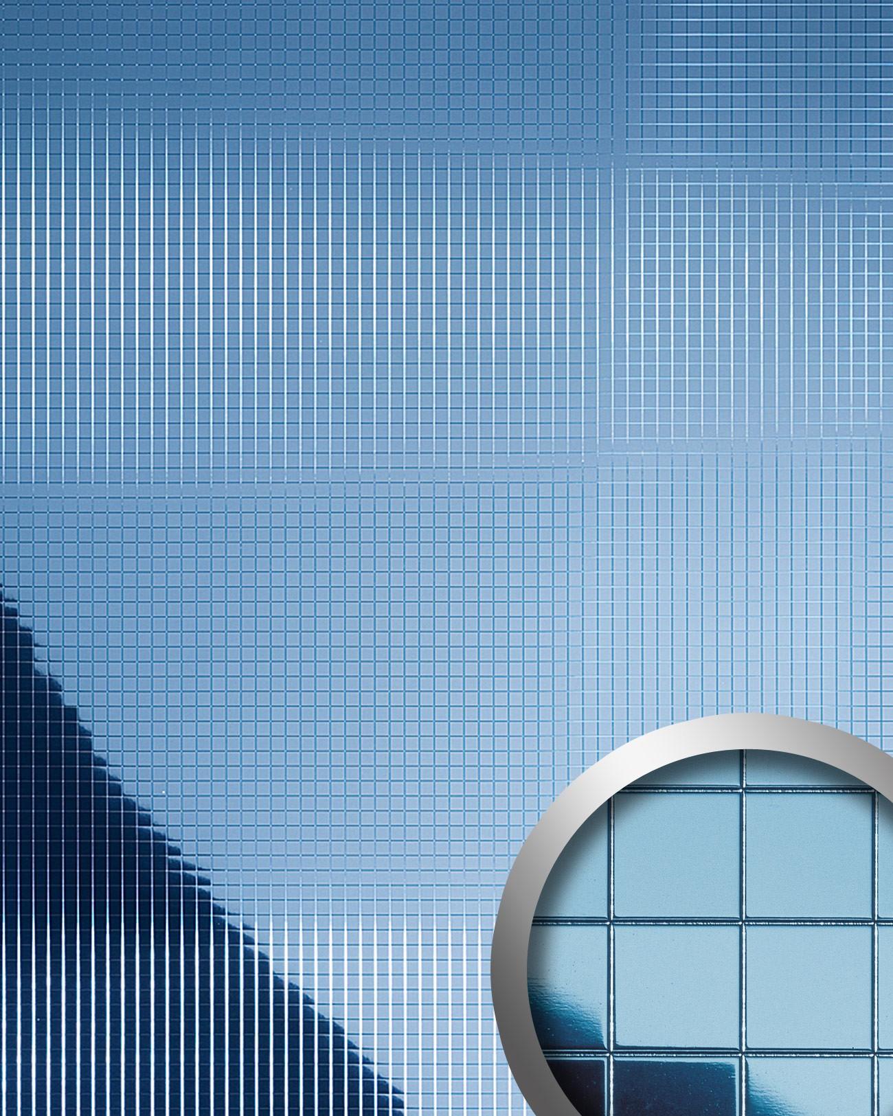Spiegel Wandpaneel 10603