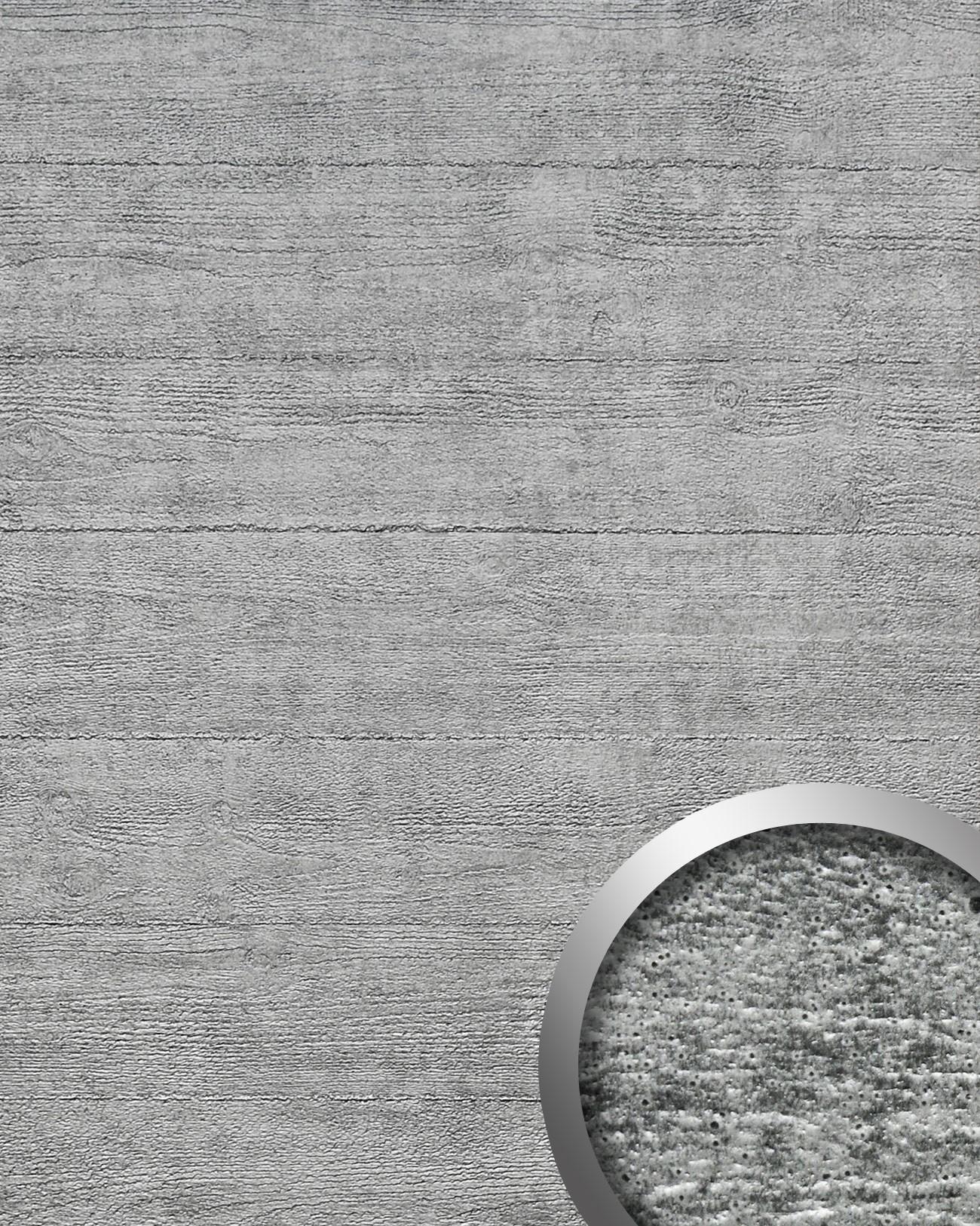 wallface 14802 urban design platte wand paneel beton dekor. Black Bedroom Furniture Sets. Home Design Ideas