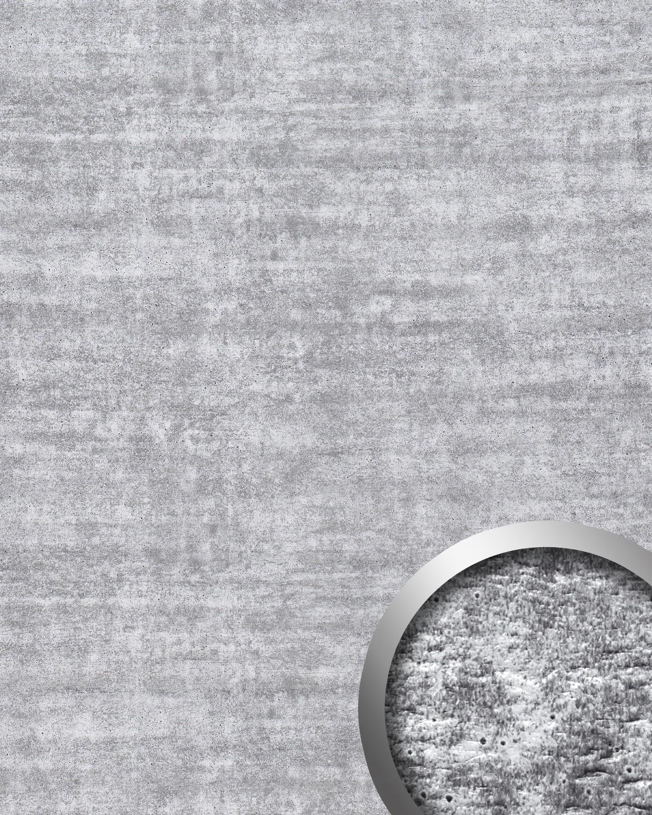 wandverkleidung beton optik wallface 16429 urban beton. Black Bedroom Furniture Sets. Home Design Ideas