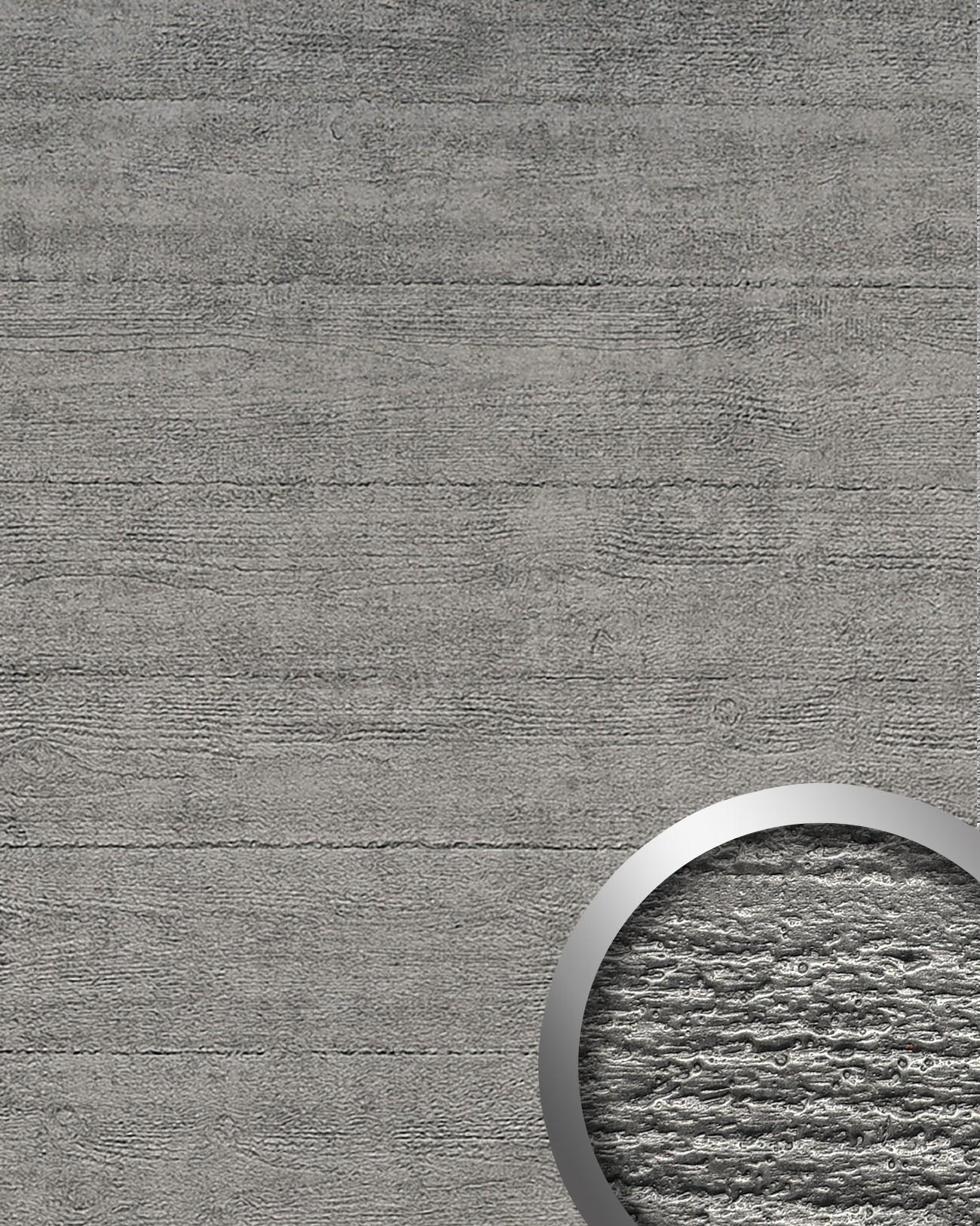wallface 14803 urban design platte wand paneel beton optik dekor grau 2 60 qm ebay. Black Bedroom Furniture Sets. Home Design Ideas