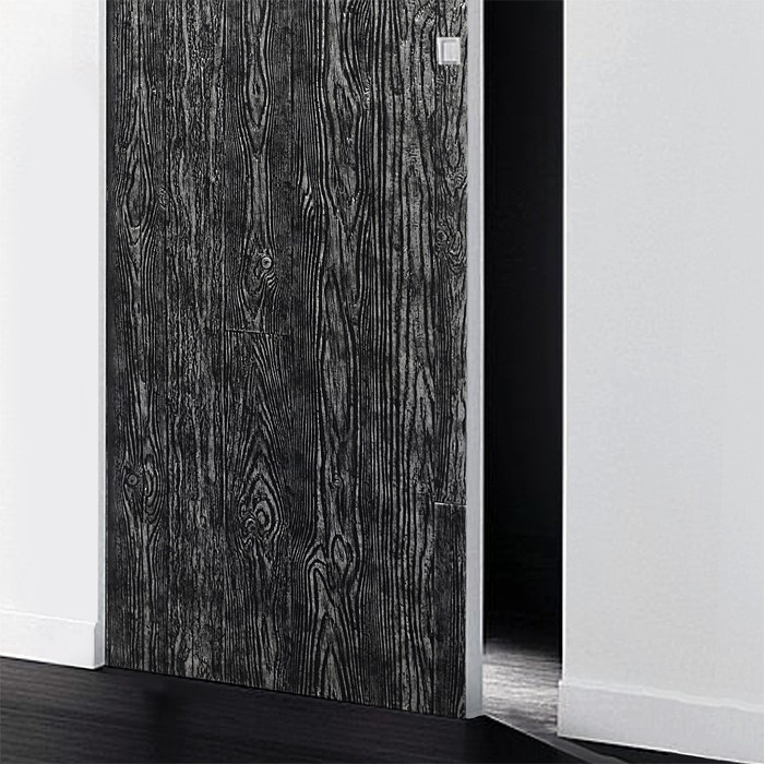 wandpaneel holz optik wallface 14806 wood schwarz original. Black Bedroom Furniture Sets. Home Design Ideas