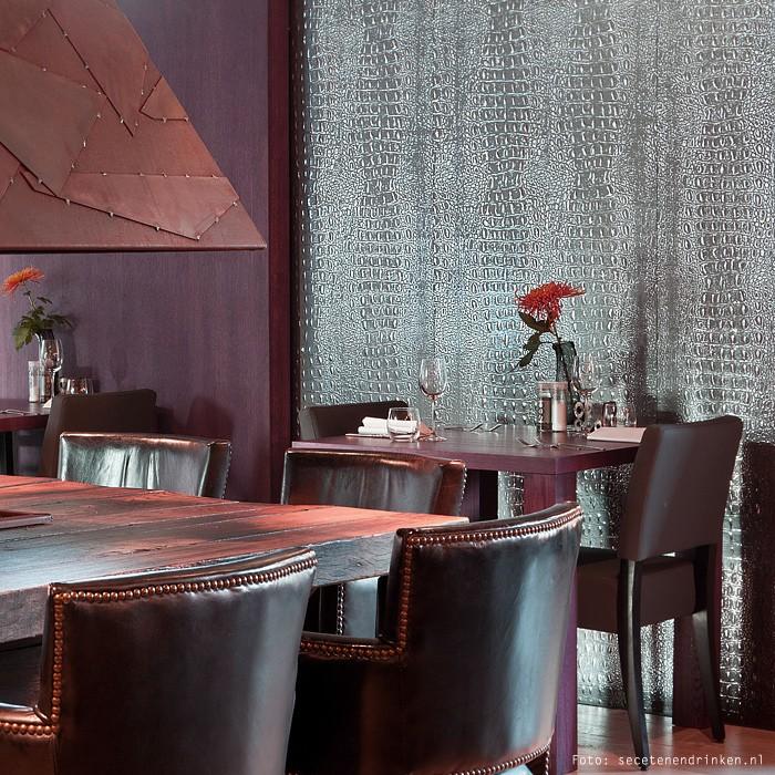 Vliestapeten Trockenzeit : Wandpaneele Leder : WallFace 13521 CROCO Design Struktur Wand-Paneel