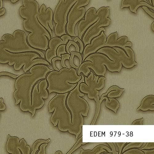 Hochwertige Tapeten Hersteller : Tapeten MUSTER EDEM 979-Serie Hochwertige Luxus Floral Vliestapeten