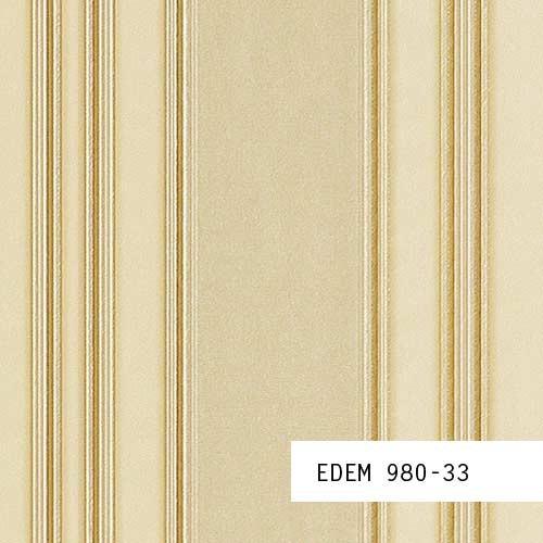 Hochwertige Tapeten Hersteller : Tapeten MUSTER EDEM 980-Serie Hochwertige Luxus Streifen