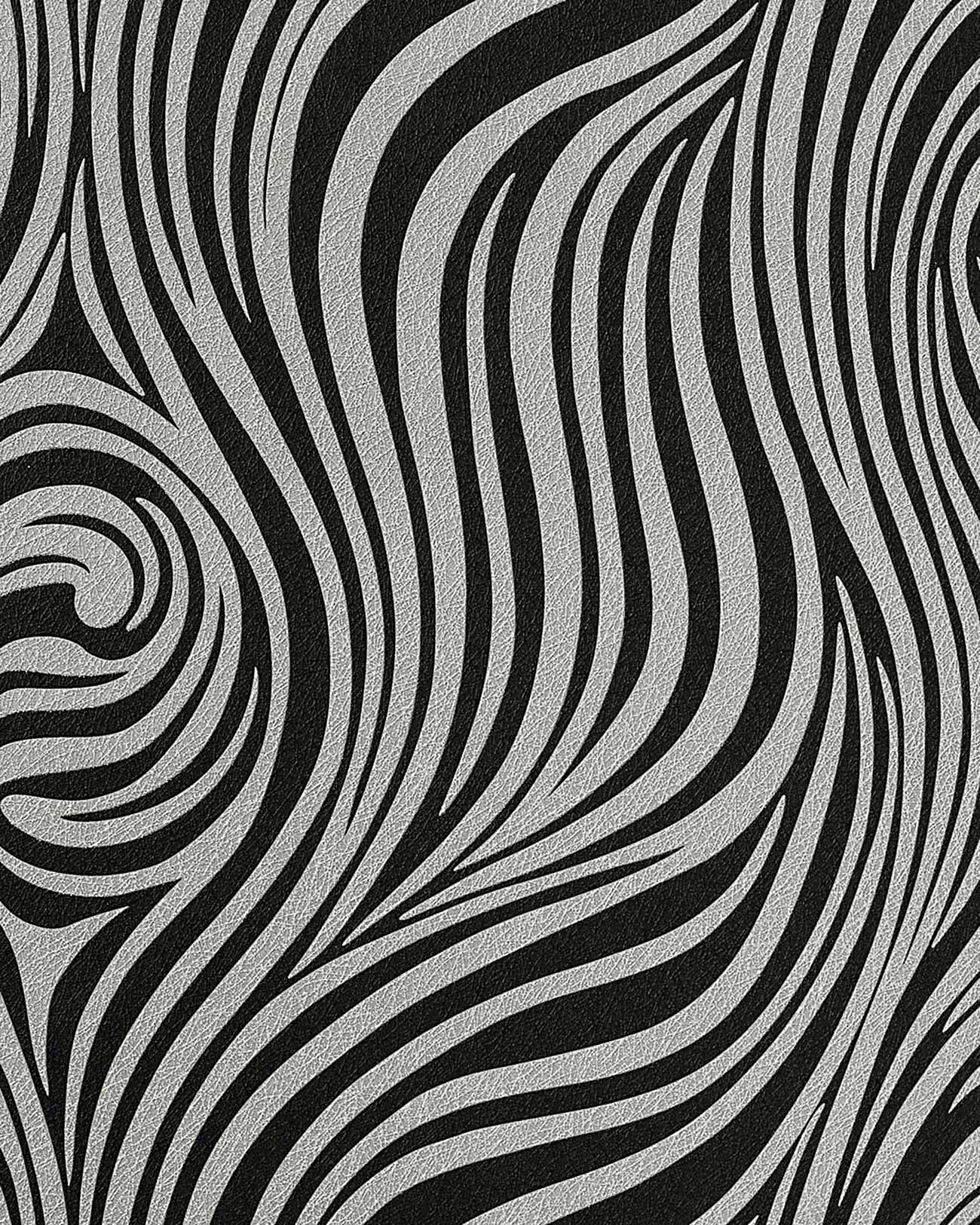 Edem 1016 16 fashion designer zebra streifen tapete for Zebra tapete