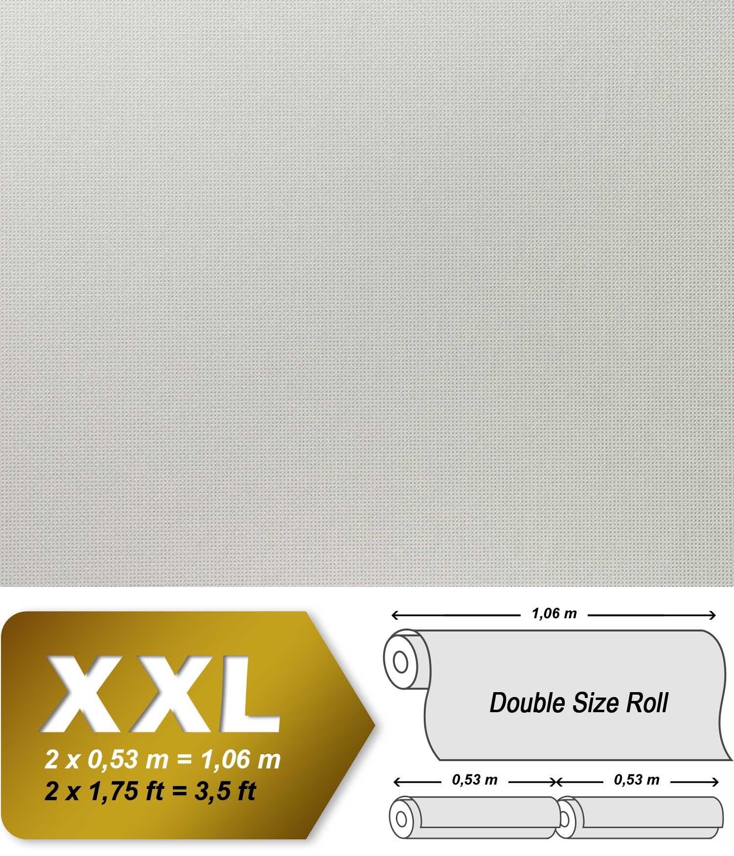 Textil Tapete Ueberstreichen : White Non Woven Fabric