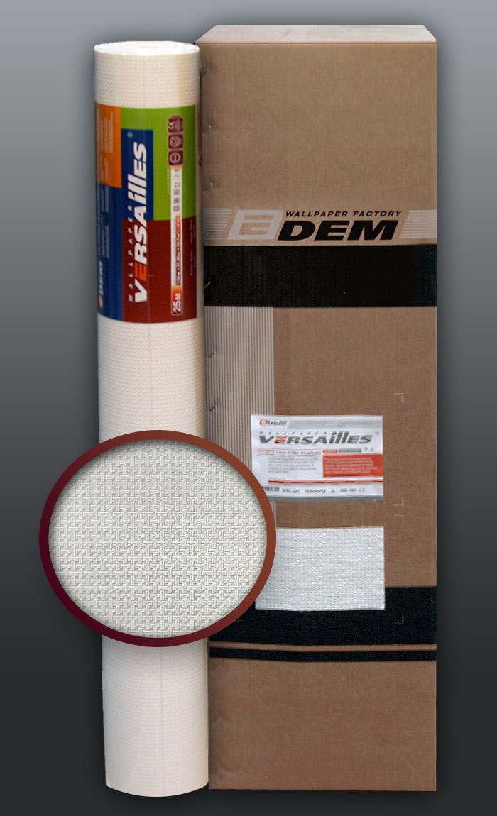 Edem 375 60 vliestapete berstreichbar stoff textur textil for Tapeten angebot