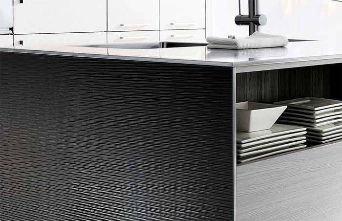 3d wandverkleidung wallface 15764 motion two wei original wallface wei hochwertiges acryl. Black Bedroom Furniture Sets. Home Design Ideas