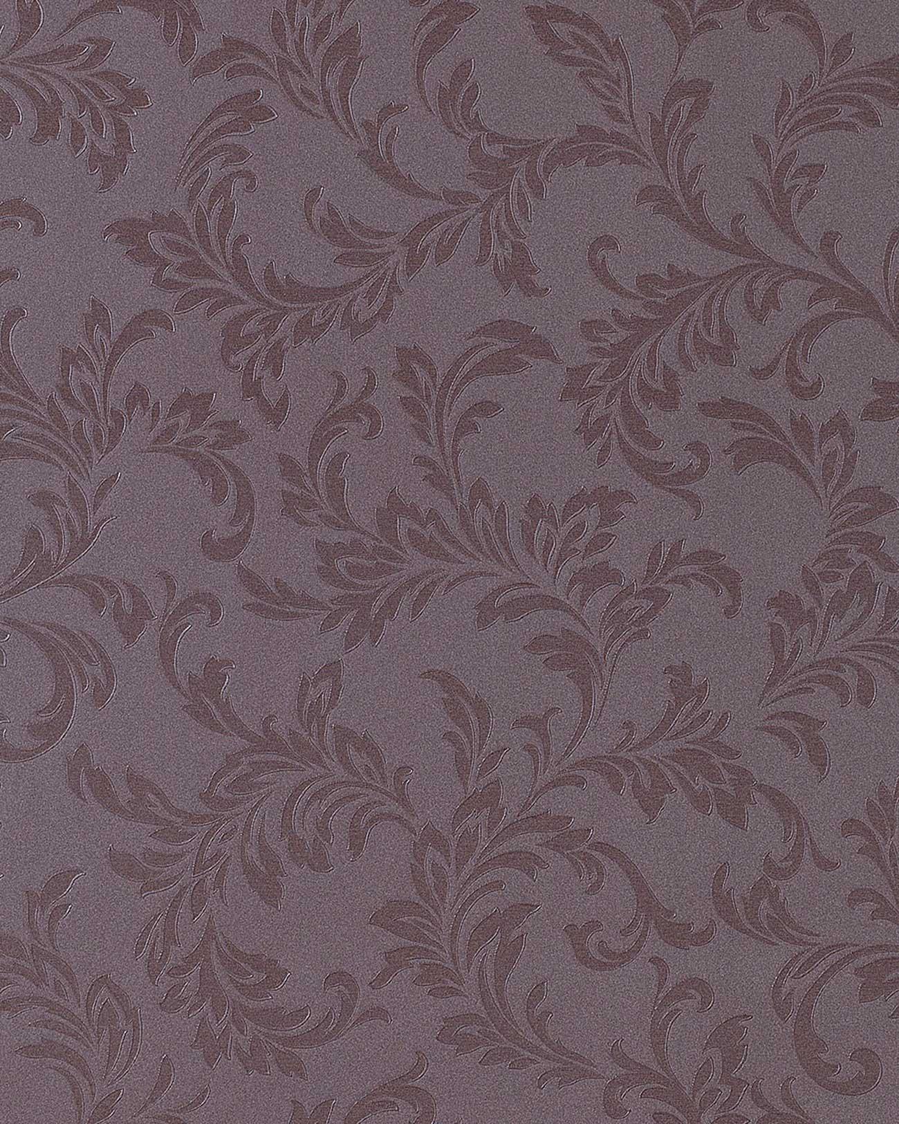 edem 762 26 tapete floral luxur s gepr gte ton in ton blumen taupe grau braun ebay. Black Bedroom Furniture Sets. Home Design Ideas