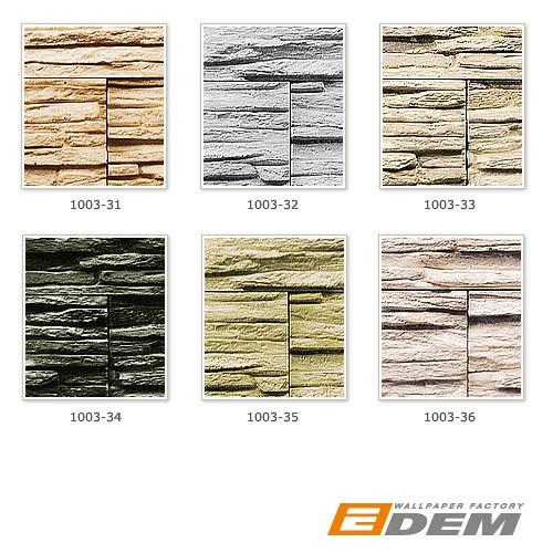 edem 1003 32 tapete stein steintapete naturstein mauer. Black Bedroom Furniture Sets. Home Design Ideas
