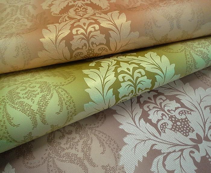 Edem 770 31 barocktapete damask barock tapete hochwertige for Tapete weinrot muster