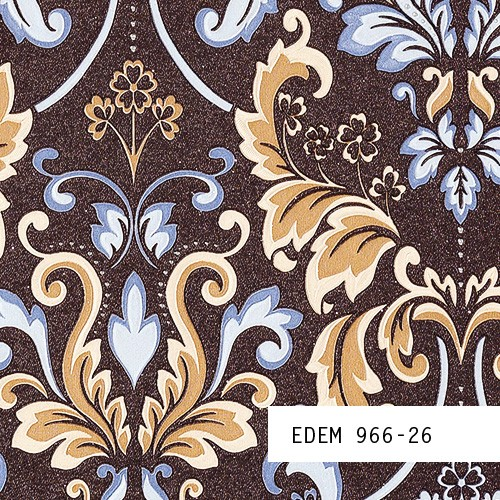 Barock Tapeten Auf Rechnung : Tapeten MUSTER EDEM 966-Serie Vliestapete XXL Royal Barock Damask