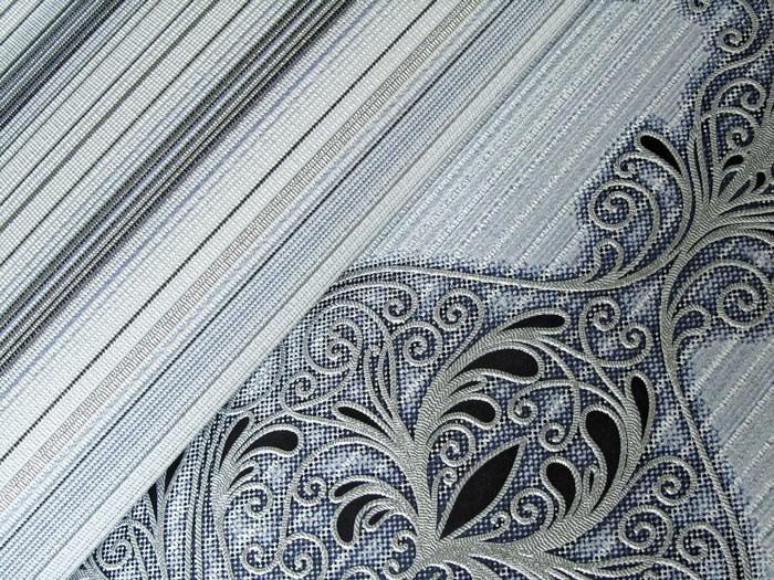 Edem 096 26 3d tapete barock damask moderne prunkvolle for 3d tapete silber